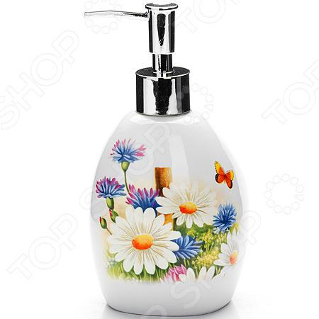 Диспенсер для мыла Loraine LR-26299 «Лето»