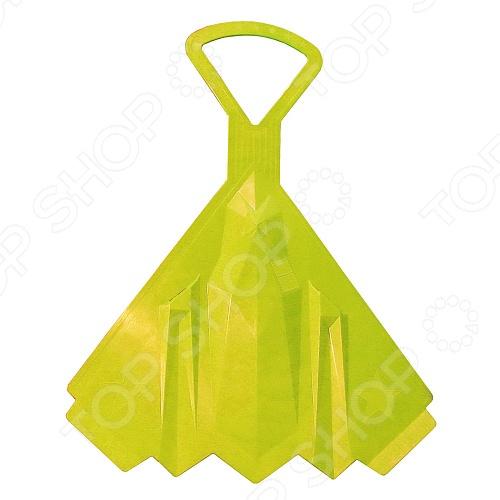 Санки-ледянки Цикл «Самолет» Санки-ледянки Цикл «Самолет» /Желтый