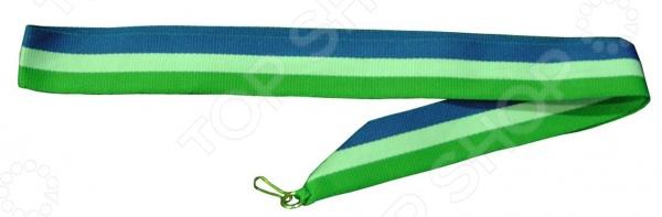 Лента для медалей Башкирия Триколор из прочного тканевого материала, который длительное время будет сохранять яркость и насыщенность цветов. Лента имеет металлическое крепление для медалей. Ширина лента 24мм.