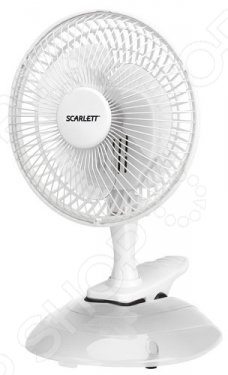 Вентилятор настольный Scarlett SC-DF111S04