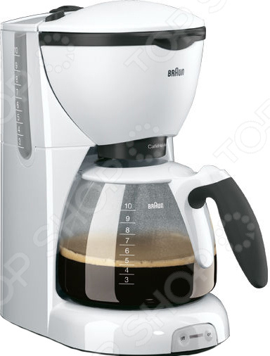 Кофеварка KF 520/1 WH