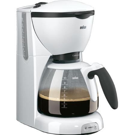 Купить Кофеварка Braun KF 520/1 WH