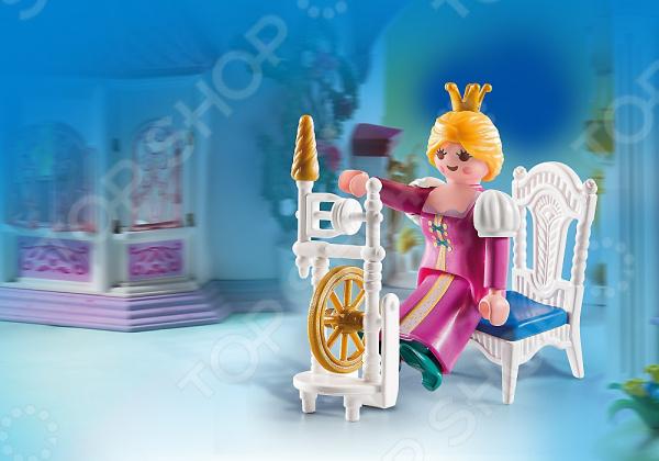 Конструктор игровой Playmobil «Экстра-набор: Принцесса с прялкой»