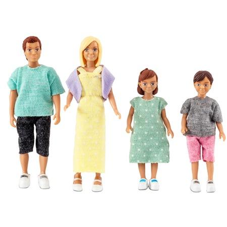 Купить Набор кукол для домика Lundby «Классическая семья»