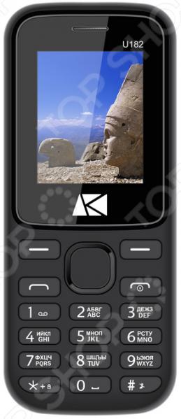 Мобильный телефон ARK Benefit U182 телефон dect gigaset l410 устройство громкой связи