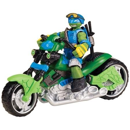 Купить Игровой набор с фигуркой Nickelodeon «Мотоцикл-квадрокоптер с Лео»