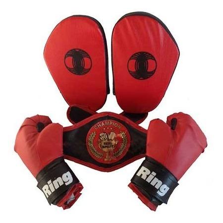 Купить Набор боксерский для детей Action «Лидер»
