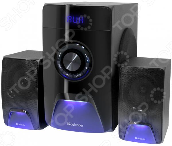 Комплект компьютерной акустики Defender X500