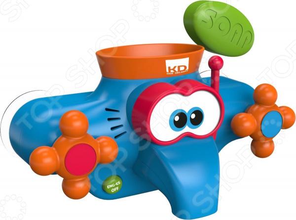 Игрушка для ванны детская Kidz Delight «Веселый Кран»