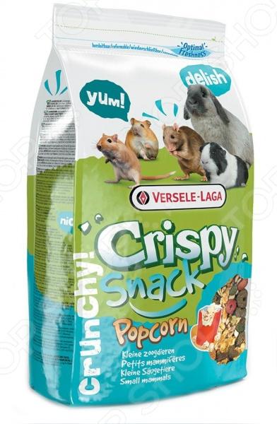 Корм для мелких грызунов Versele-Laga Crispy Snack Popcorn