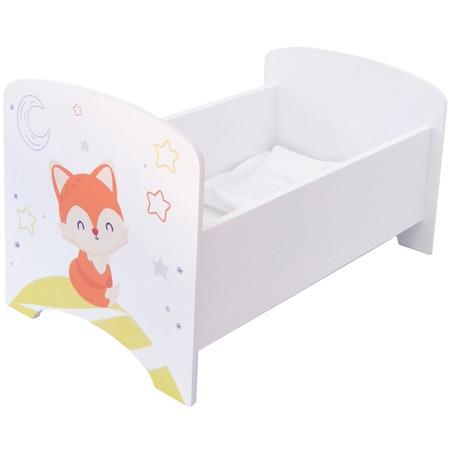 Купить Кровать для куклы PAREMO «Крошка Лия»