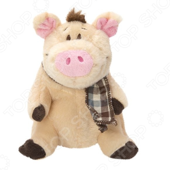 Мягкая игрушка Fluffy Family «Поросенок Чен» игрушка fluffy family поросенок чен 17cm 681500
