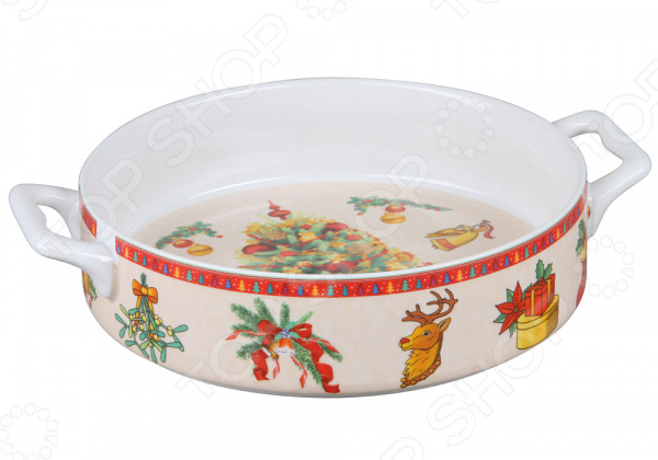 Форма для запекания «Праздничный стол»
