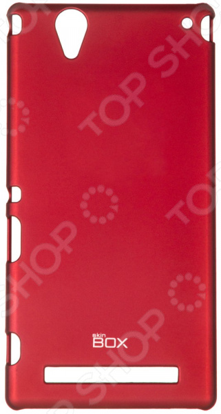 Чехол защитный skinBOX Sony Xperia T2 Ultra skinbox 4people чехол для sony xperia e4 e4 dual red