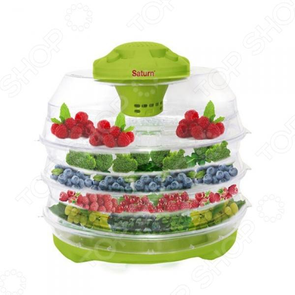 Сушилка для овощей и фруктов Saturn ST-FP 0112