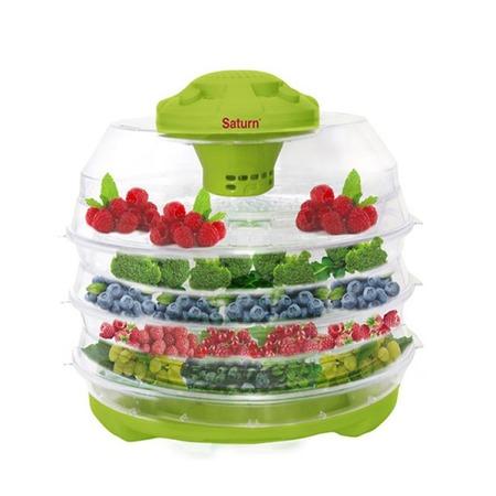Купить Сушилка для овощей и фруктов Saturn ST-FP 0112