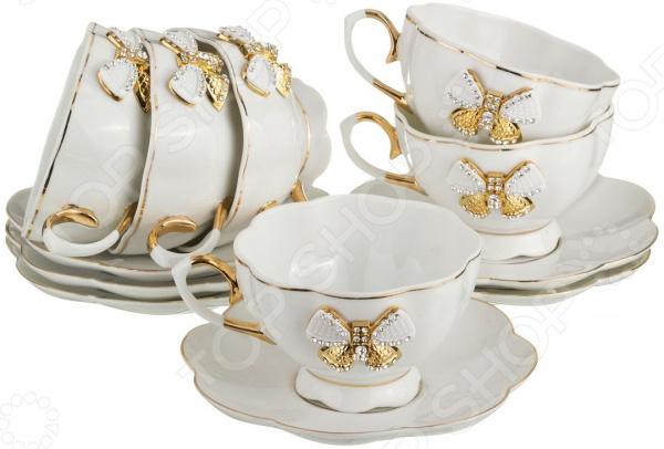 Чайный набор Lefard 55-2554 стеллар детская посуда чайный набор