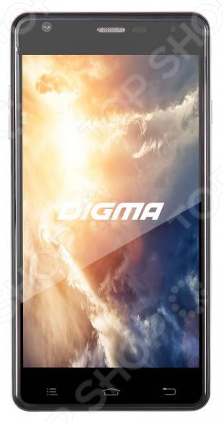 Смартфон Digma VOX S501 3G 8Gb смартфон digma vox s501 3g vs5002pg