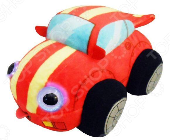 Мягкая игрушка 1 Toy «Дразнюка-БИБИ: Гоночная Машинка»