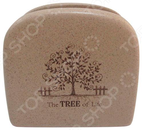 Салфетница Terracotta «Дерево жизни»