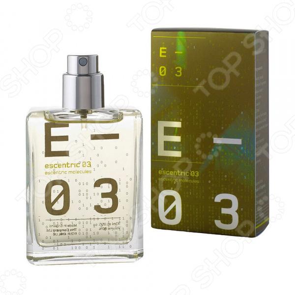 Парфюмированная вода унисекс Escentric Molecules Escentric 3 Парфюмированная вода унисекс Escentric Molecules Escentric 3 /30