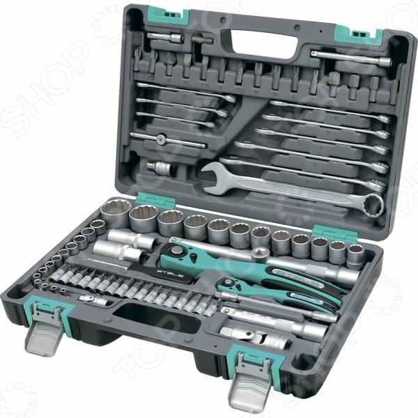 Набор инструментов Stels 14117 ящик для инструмента с металлическими замками 16 175х210х410мм stels россия 90711