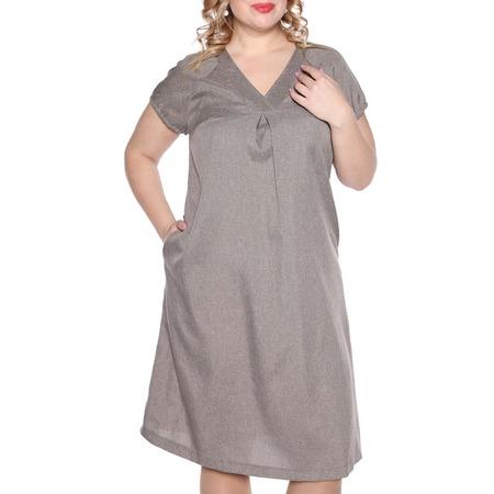 Купить Платье Prima Linea «Изящная». Цвет: бежевый