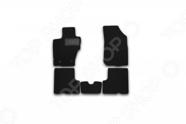 Комплект ковриков в салон автомобиля Klever Renault Duster 2WD / 4WD 2015 Premium б/р комплект чехлов на весь салон senator dakkar s3010391 renault duster от 2011 black