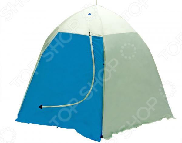 Палатка СТЭК трехместная брезентовая палатка быстросборная maverick wind трехместная зелёный с тиснением