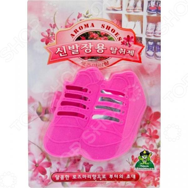Поглотитель запахов для обуви Sandokkaebi «Розмарин» цена