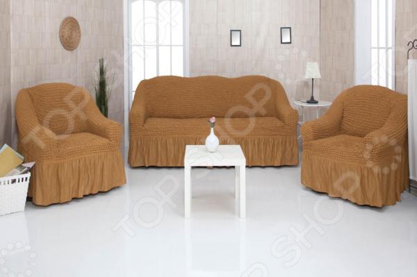 Комплект чехлов для мягкой мебели «Дольчевита»