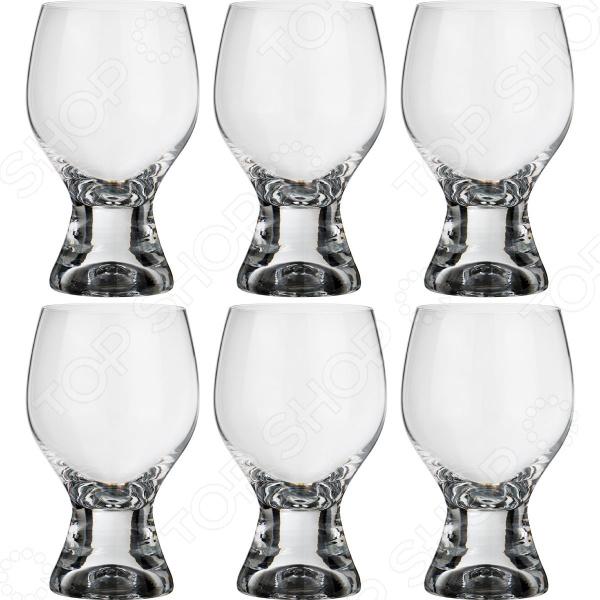 Набор бокалов для вина Bohemia Crystal «Джина» 674-557 набор бокалов для бренди коралл 40600 q8105 400 анжела