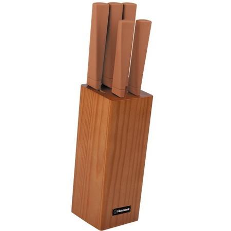 Купить Набор ножей Rondell Guarda