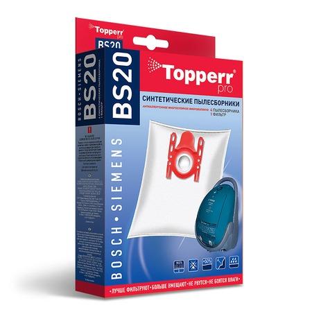 Купить Мешки для пыли Topperr BS 20