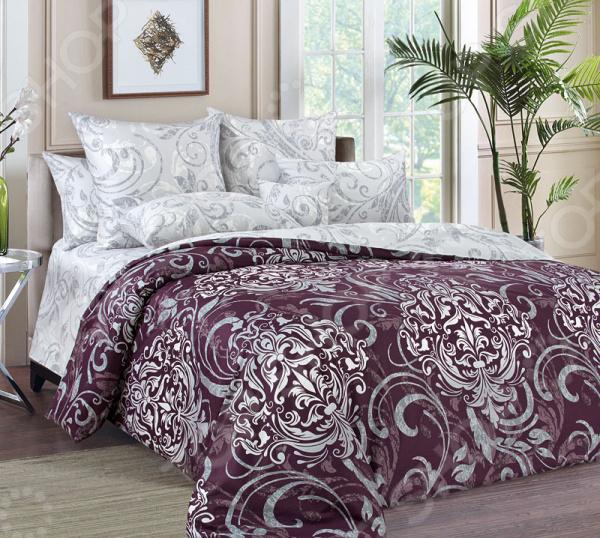 Zakazat.ru: Комплект постельного белья Королевское Искушение «Гранд». Тип ткани: сатин. 2-спальный