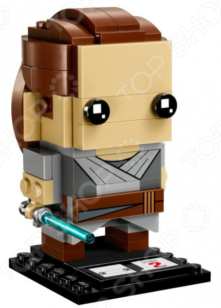 Игрушка-конструктор LEGO BrickHeadz «Рей»