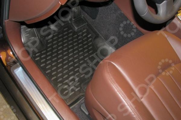 Комплект ковриков в салон автомобиля Element Infiniti EX 35 2008