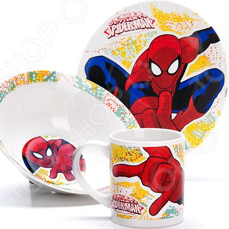 Набор детской посуды Mayer&Boch Disney «Человек-Паук»