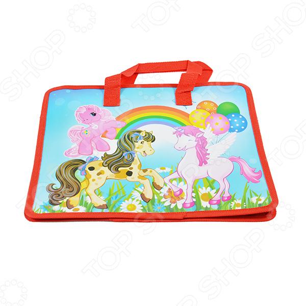 Сумка-портфель Beifa «Пони» 1