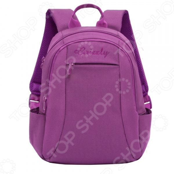 Рюкзак детский Grizzly RL-859-3 рюкзак grizzly rl 859 3 2 black