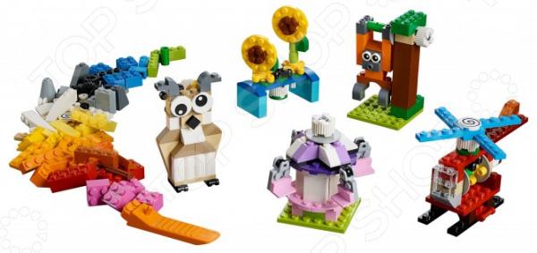 Конструктор игровой LEGO «Кубики и механизмы»