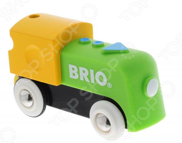 Zakazat.ru: Игрушка деревянная Brio «Мой первый паровозик»