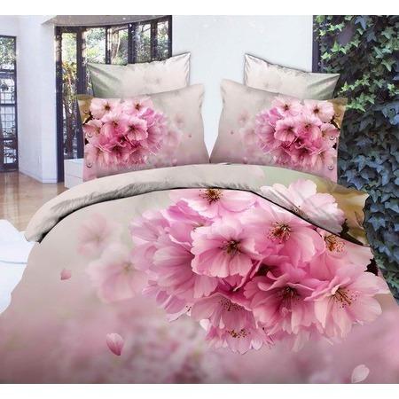 Купить Комплект постельного белья Mango «Цветение». 2-спальный