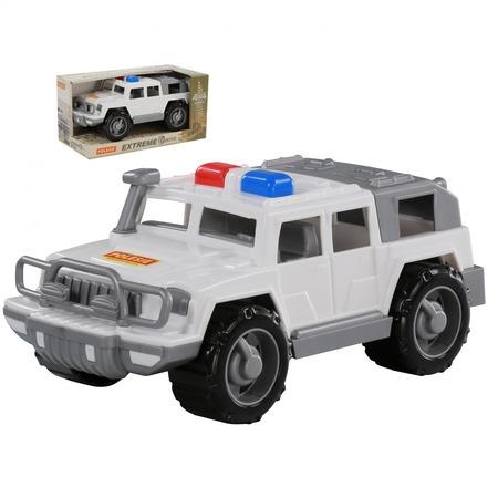 Купить Машинка игрушечная POLESIE «Джип патрульный. Защитник»