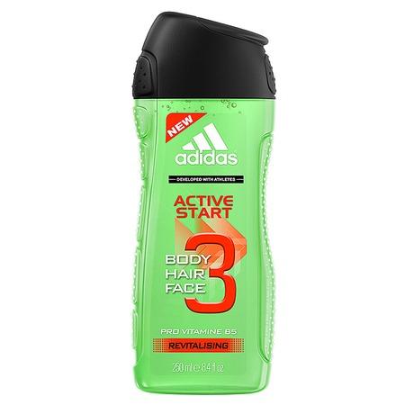 Купить Гель для душа мужской Adidas Shower Gel Male Active Start