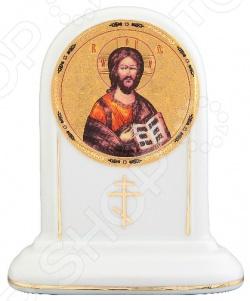 Икона с молитвой Elan Gallery «Иисус Христос» 504064 икона янтарная иисус христос кян 1 314