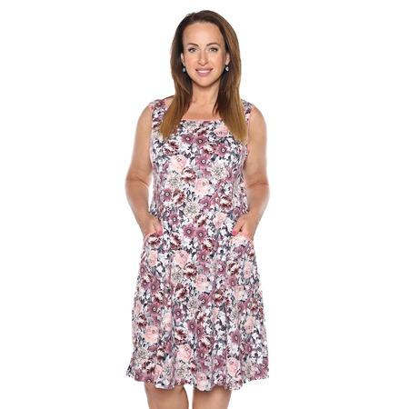 Купить Платье Алтекс «Варенька». Цвет: пудровый