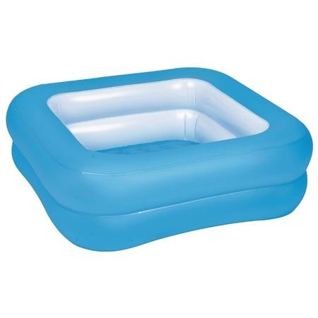 Купить Бассейн надувной Jilong Square Baby Pool. В ассортименте