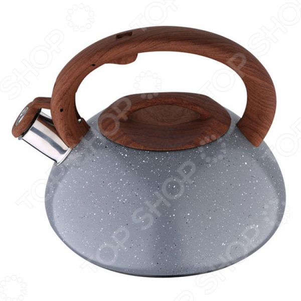 Чайник со свистком Wellberg 6099 WB