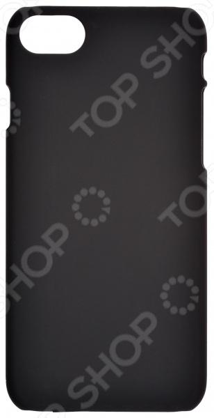 Накладка защитная для iPhone skinBOX Apple iPhone 7 чехлы для телефонов skinbox накладка skinbox slim silicone color для apple iphone 7